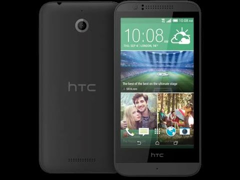 New Cricket HTC Desire 510 Unboxing and In-Depth Review