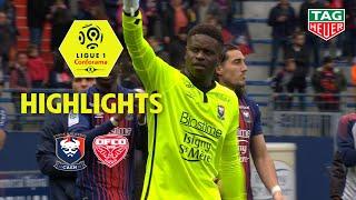 SM Caen - Dijon FCO ( 1-0 ) - Highlights - (SMC - DFCO) / 2018-19