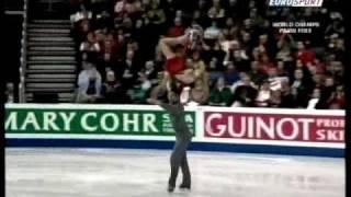 Aliona Savchenko Robin Szolkowy. Worlds Championship 2009