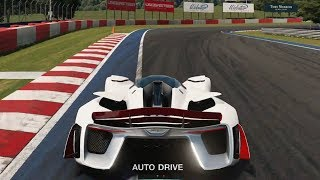 Gran Turismo Sport - Dodge SRT Tomahawk X Vision GT Technology - Test Drive Gameplay HD