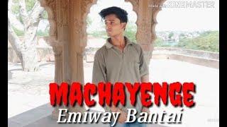 Machayenge Emiway Bantai Cover Dance Choreography Rohit