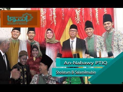 Sholawat Annabawy PTIQ Sholatum Bi Salamilmubin (Khitanan) official