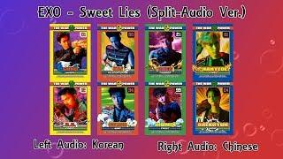 Video EXO - Sweet Lies (Split-Audio Version) download MP3, 3GP, MP4, WEBM, AVI, FLV Agustus 2018
