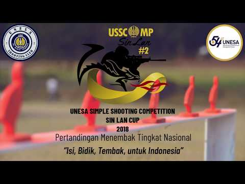 UNESA Simple Shooting Competition Sin Lan Cup 2018 Event Trailer
