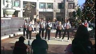 Calico Cloggers  --  Reindeer Boogie  --  Reston Town Center  --  2007