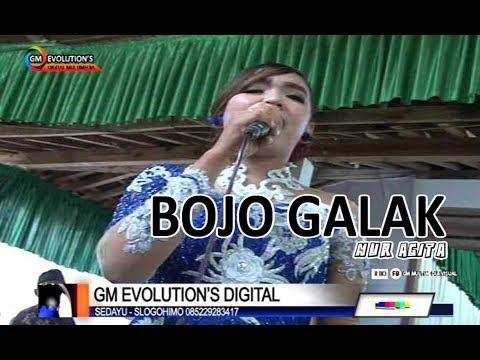 Bojo Galak - Nur Agita - L-SAMB LIVE NGLABAN JATISRONO 2017