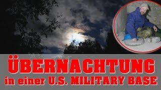 LOST PLACE: U.S. ARMY MILITARY BASE | ÜBERNACHTUNG | OVERNIGHTER
