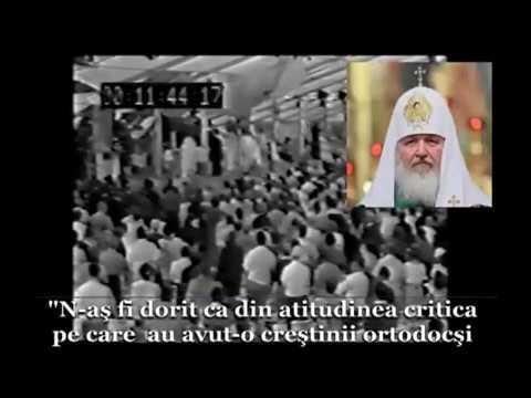 Patriarhul Chiril I al Moscovei  La Consiliul Mondial al Bisericilor