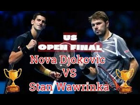 Novak Djokovic vs Wawrinka final US Open 2016