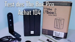 [TEST] TheBoxPro Achat 104 A : Petites mais puissantes