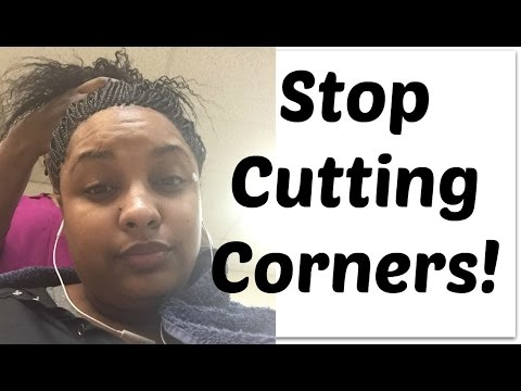 HAIR BRAIDING SALONS - CAN'T TRUST THEM || Car Vlog