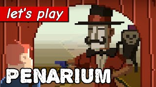 Penarium gameplay: Circus survival arcade game [PC, Mac, PS4, Xbox One]