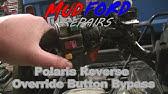 1999 Polaris spotsman 500 speedometer issue - YouTube