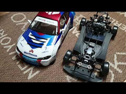 RC Drift | ABC Hobby Worthouse Drift Nissan Silvia S15 Body