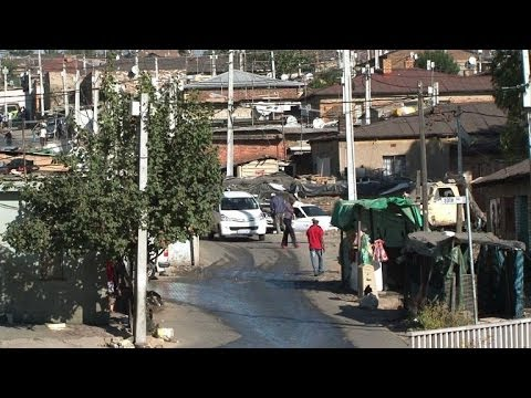 South Africa's townships, twenty years after apartheid