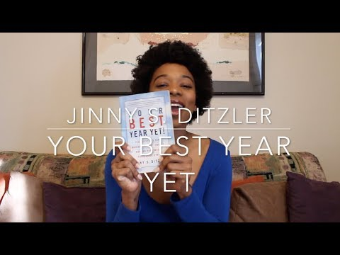 Your Best Year Yet by Jinny Ditzler - Book Review