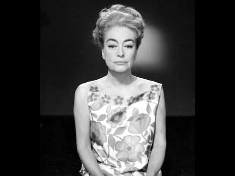 Joan Crawford February 1964 interview