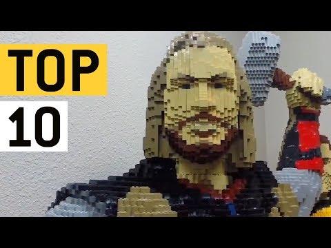 Top 10 Time Lapses    JukinVideo Top Ten