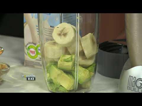 Recipe: Good Hope Soy Milk Protein Shake (CLOVER)