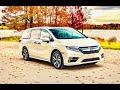 The 2019 Honda Odyssey Elite. Performance Test