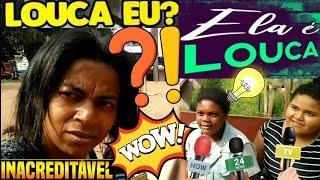 Inacreditável!!! FUI CHAMADA DE LOUCA NA RUA!!!
