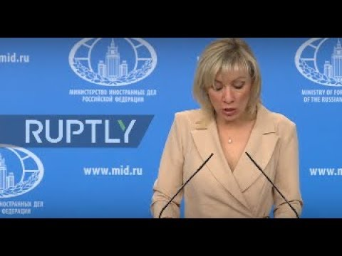 Russia: Zakharova dismisses speculation of Paul Whelan spy swap