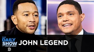 "John Legend - ""Preach"" & Using Music to Deliver a Message of Action 