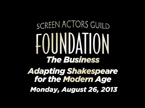The Business: Adapting Shakespeare for the Modern Age