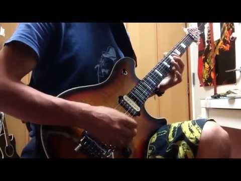 Van Halen - Dance The Night Away (guitar Cover)