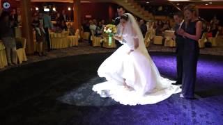 "Сватбата на Ивайло и Теодора - видеозаснемане студио ""zoom"""