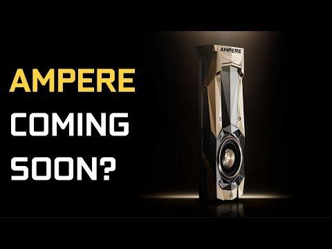 NVIDIA Ampere Releasing April? + Increased GPU Production