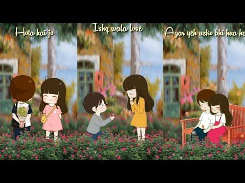 Love Status || Ishq Wala Love || Female || Whatsapp Status Video || By Sk Love Diary ||