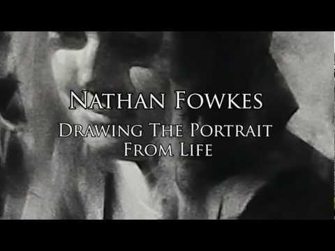 nathan-fowkes---drawing-the-portrait-from-life