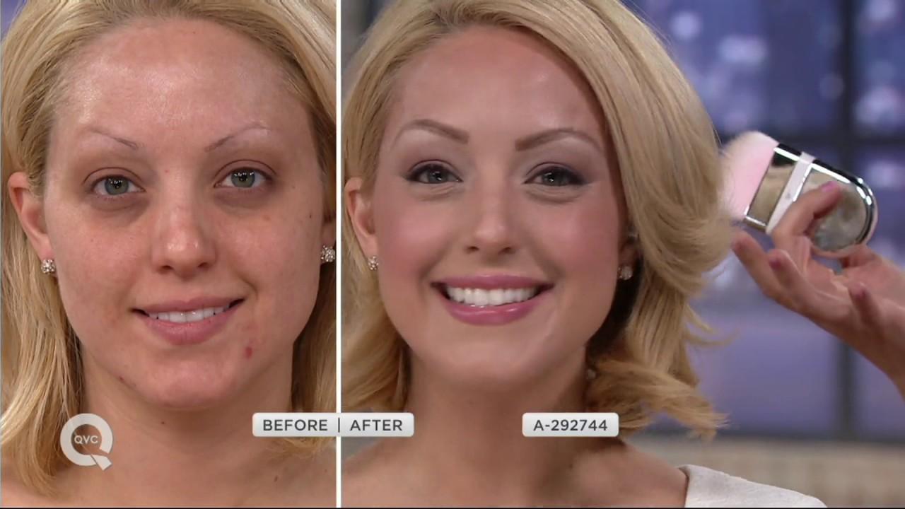 It Cosmetics Confidence In Your Glow Blushingbronzer W Wonder Brush