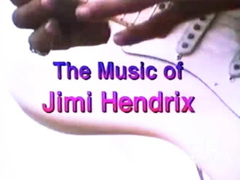 Voodoo Chile - The Music of Jimi Hendrix