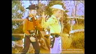 Roy Rogers Quick Shooter Hat 1961 TV Commercial