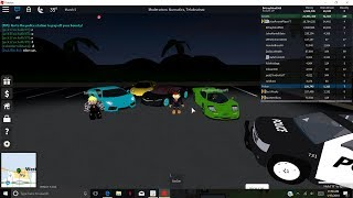 Roblox Ultimate Driving; Driving all The Other Cars In the Update! (Adventador, NSX, and Civic!)
