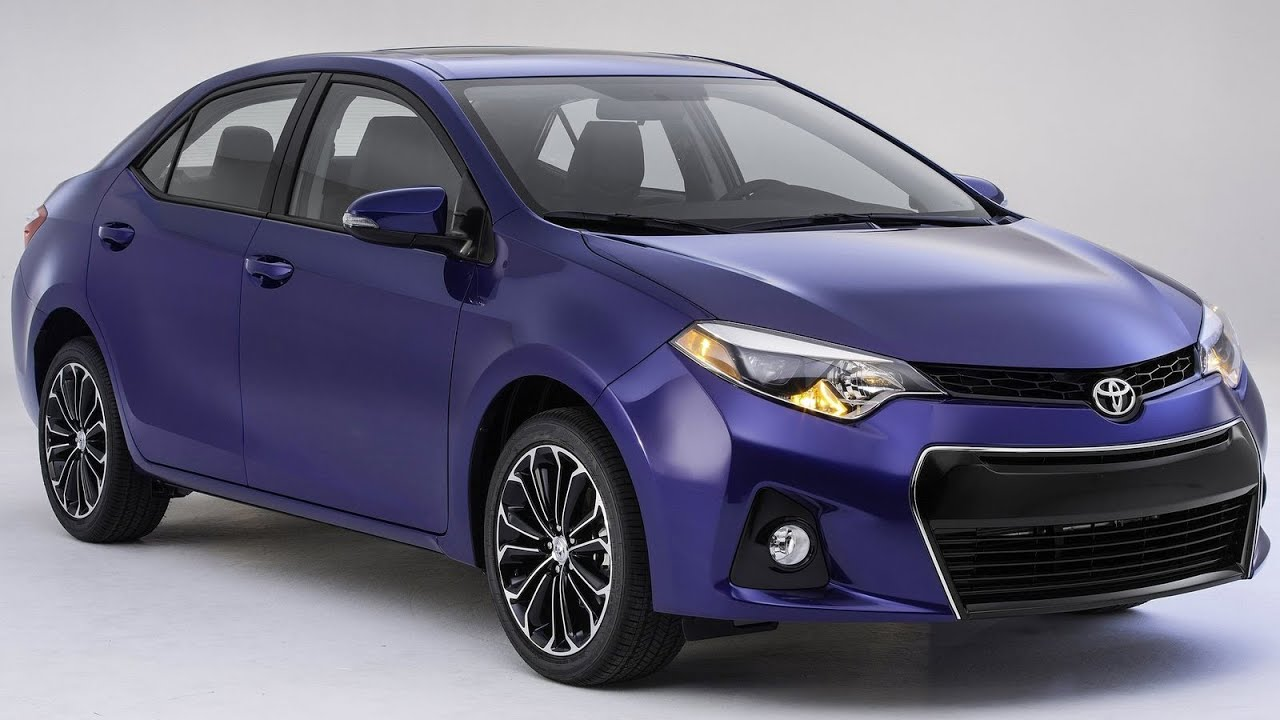 Revealed New 2017 Toyota Corolla Us Version