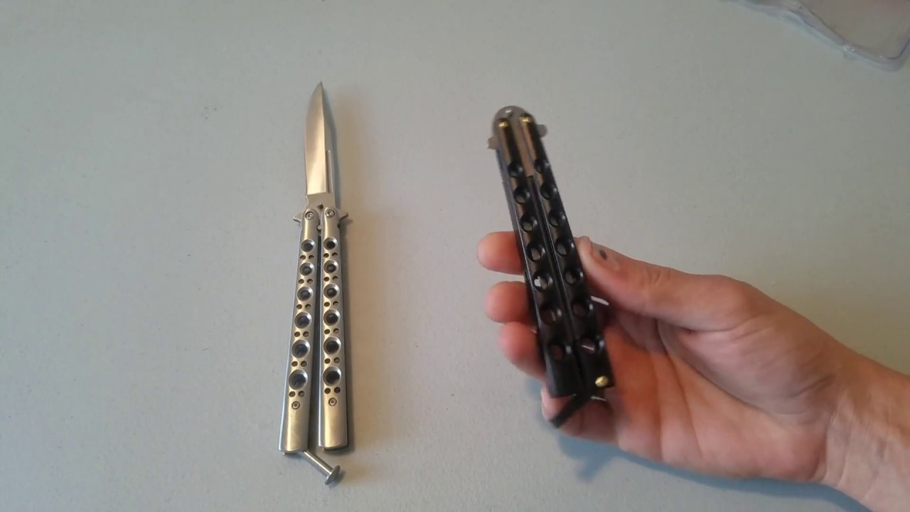 Good Vs Bad Cheap Balisong Butterfly Knives