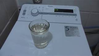 Whirlpool TDLR 65210 Полный тест стиральной машинки