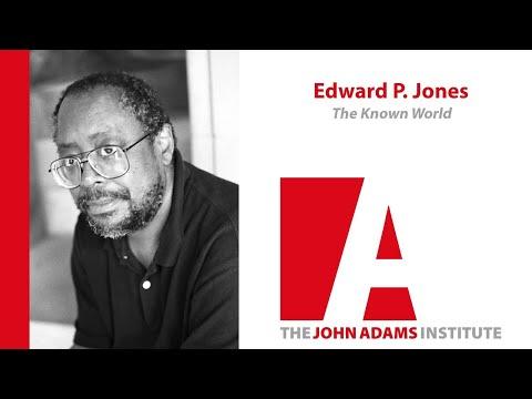Edward P Jones - The Known World - April 17 2005