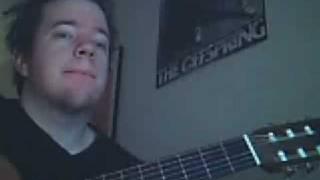 Скачать Defy You Offspring Acoustic Cover
