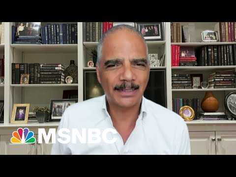 Holder: Why Republicans Want To Keep District Maps Away From The Public