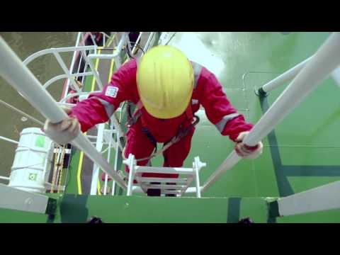 Maritime Training: Ladder Safety for the Maritime Industry