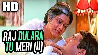 राज दुलारा तू मेरी   Raj Dulara Tu Meri (II)   Sadhana Sargam   Jaan Se Pyaara 1992 Songs  Govinda
