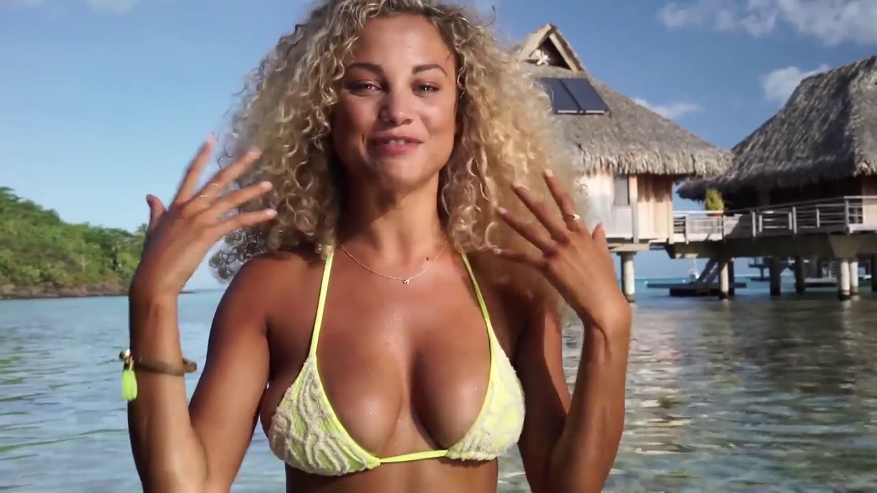 09d5f62c3af3b Rose Bertram - Outtakes - Sports Illustrated Swimsuit 2016 - YouTube