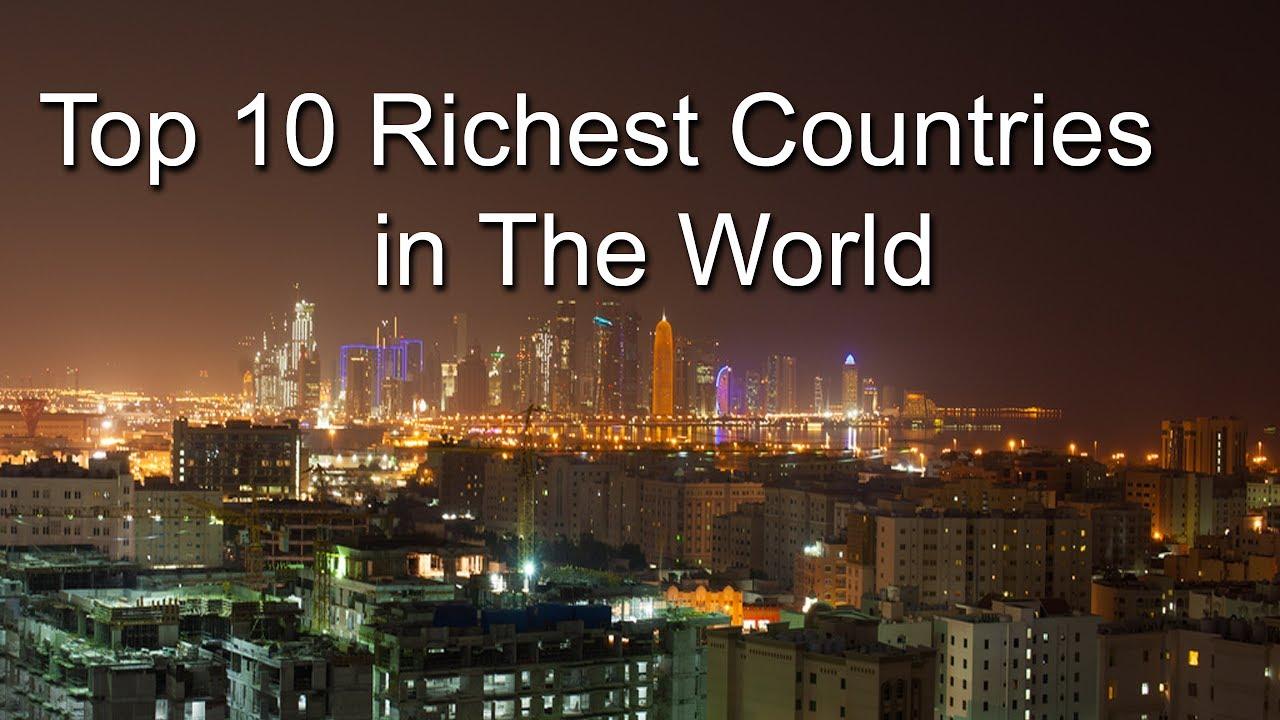 Top 10 rigeste lande i verden 2018 - Youtube-8682
