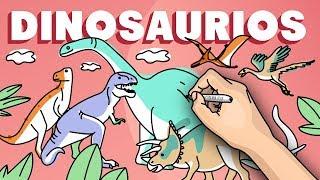 Dinosaurios - Una Introducción a un mundo fascinante