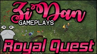 Royal Quest Gameplay