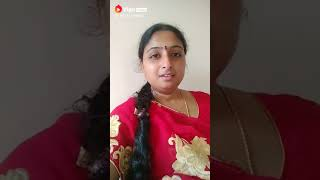 Andra aunty singing song lovely in imo record